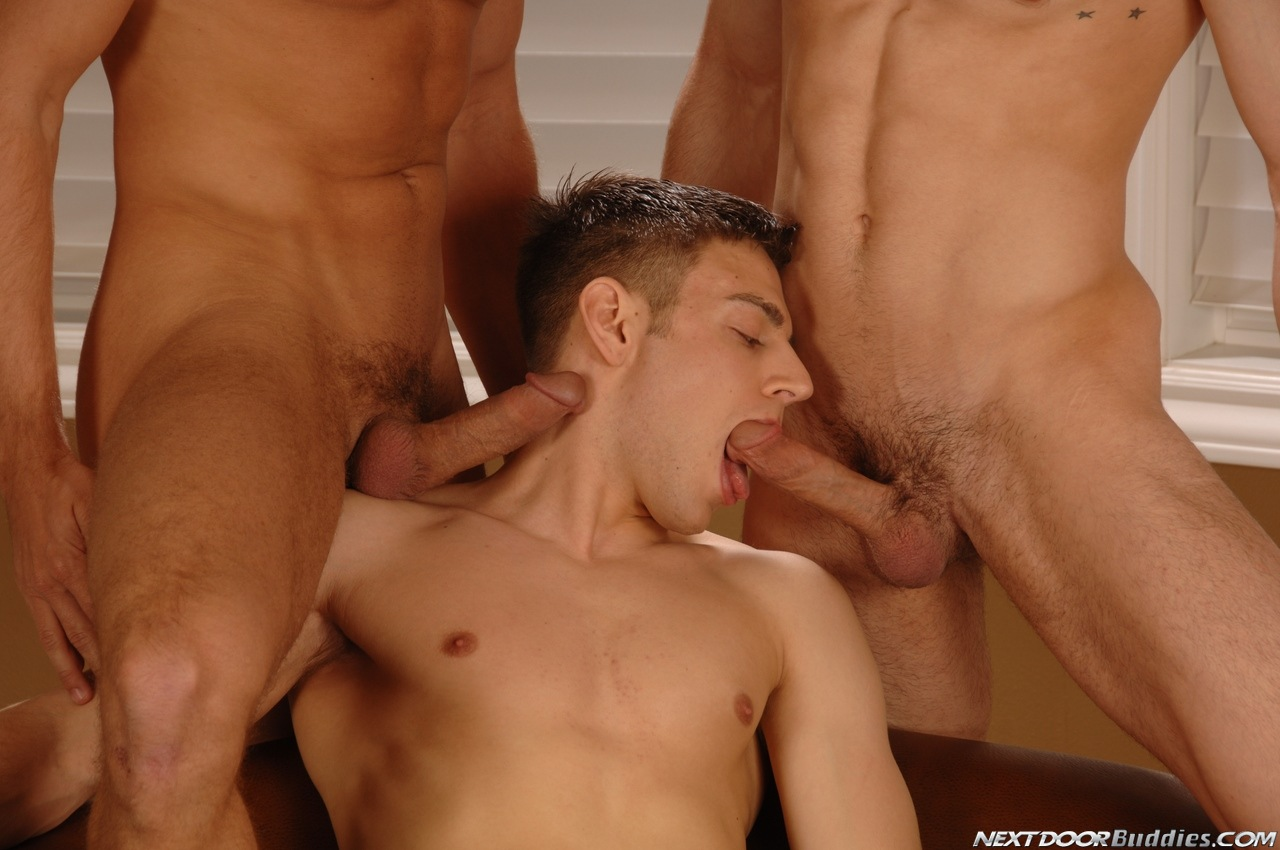 Boys young sex gay caleb witnesses his ball