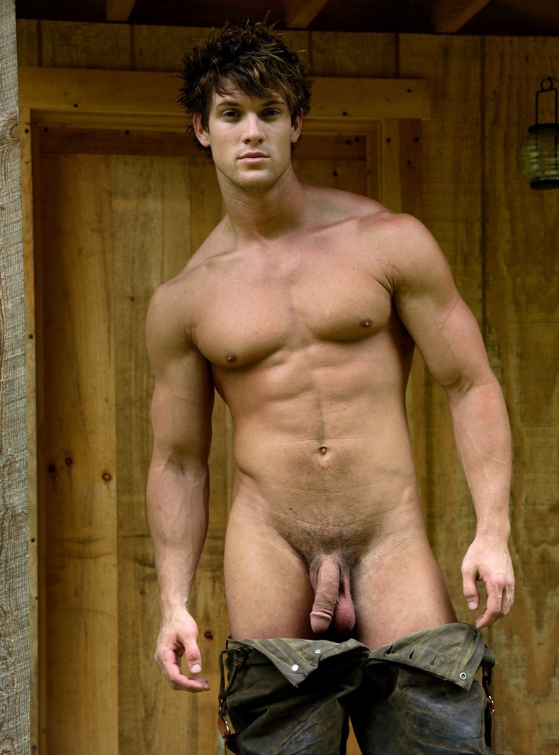 gallery Men in nude