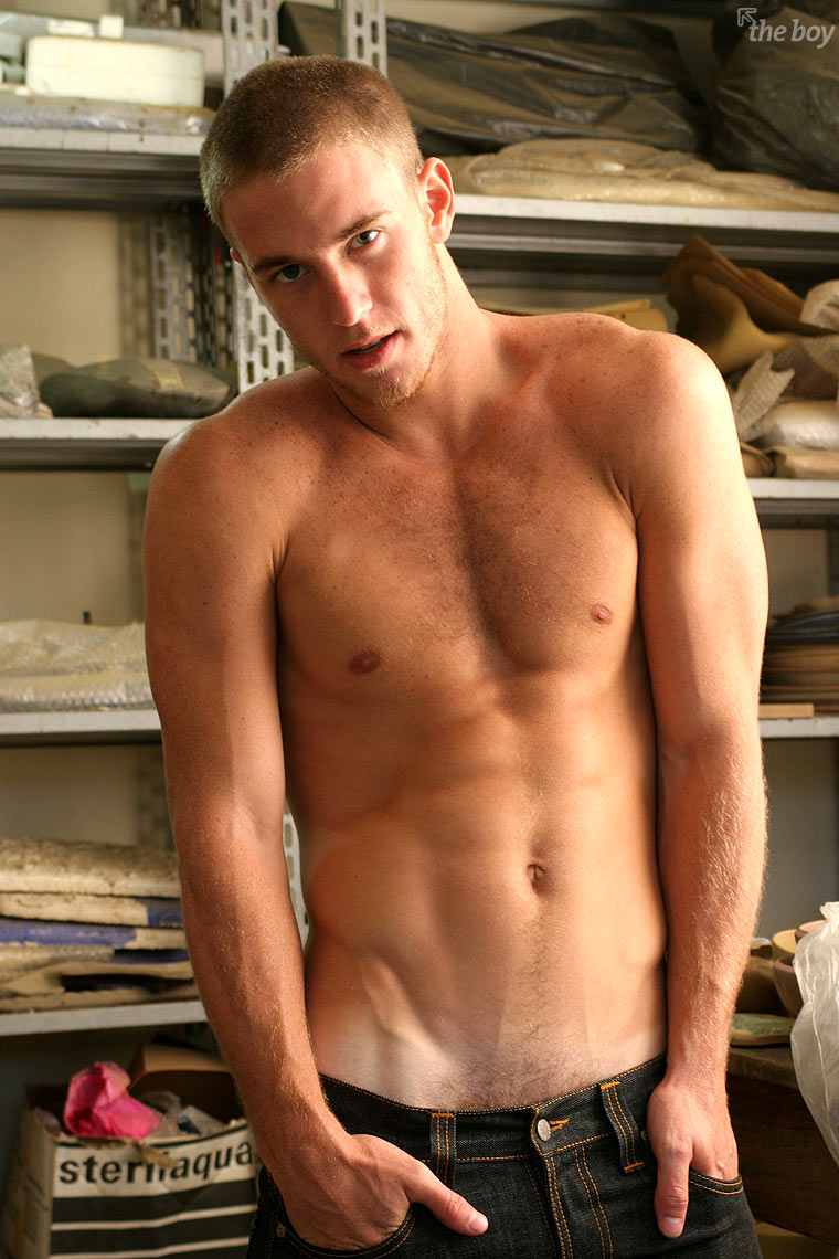 Shirtless Gallery 14 | Man Collector